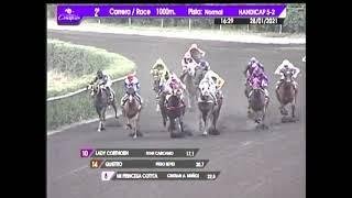 Vidéo de la course PMU PREMIO FRODO