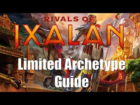A Guide to the Limited Archetypes of Rivals of Ixalan