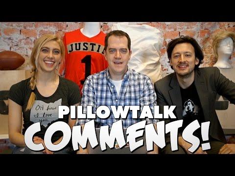 Comments! - PillowTalk Parody!