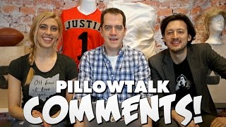 Comments PillowTalk Parody