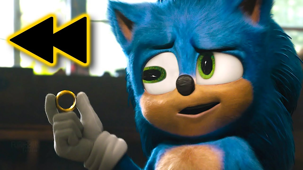 New Sonic The Hedgehog Trailer But Full Of Memes Youtube