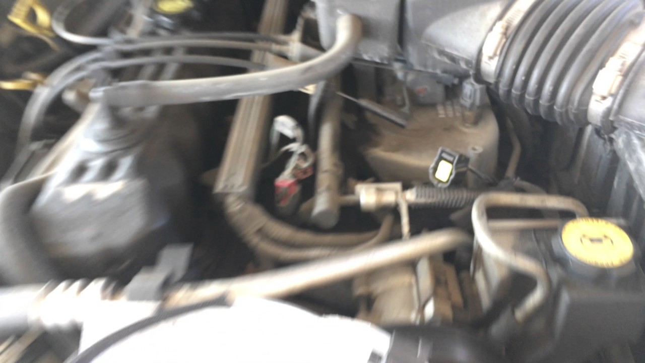 o2 sensor 2004 jeep grand cherokee replacement