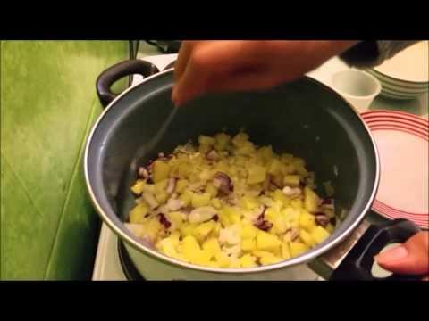 persische kochrezepte-vegetarisch-estamboli polo (استانبولی پلو ... - Persische Küche Vegetarisch