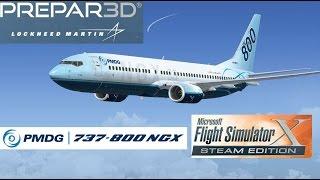Como Baixar e Instalar o  PMDG 737 NGX No FSX - STEAM + 737Immersion