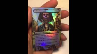 Noble Hierarch proxy foil MtG
