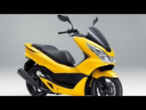 The All New Honda Pcx 150 Lokal 2018 Youtube