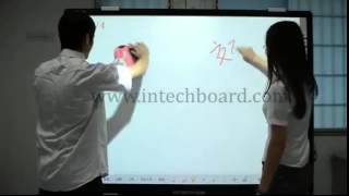 INTECH(Интерактивная доска-- это не только ценный инструмент для массового обучения, это еще и огромный визуальный..., 2014-03-27T09:30:08.000Z)