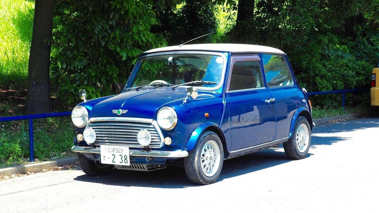 2000 Classic Mini Cooper Final Model Year Canada Import Japan