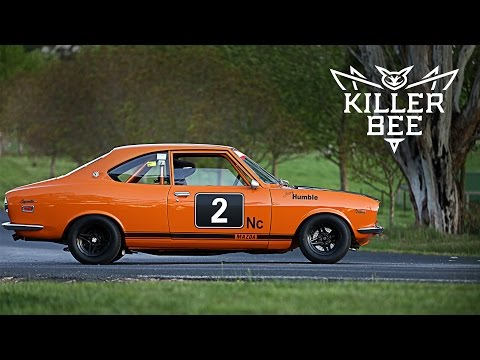 A Race-Prepped Mazda RX-2 Is the Best Kind of Bee's Nest