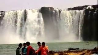 Jagdalpur water fall Chitrakoot and Tirathgarh