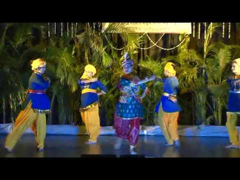 CHITRANGADA Dance Drama by CHIRANTANI (2016)