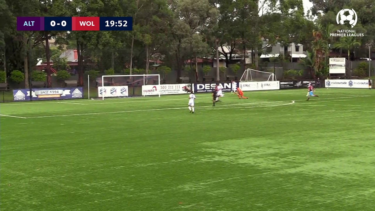Round 2 NPL NSW Men's Highlights - APIA Leichhardt Tigers FC v Wollongong  Wolves FC