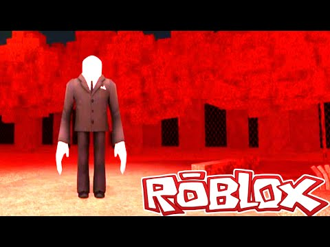 Roblox / Stop It Slender 2 / SLENDER STOP CHASING ME!! / Corl Plays