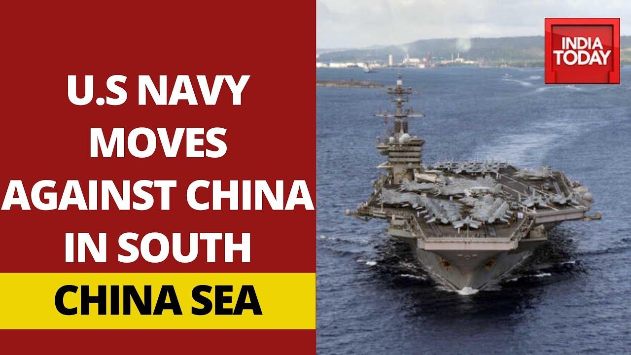 Big Message To China Amid LAC Standoff; US Sends 2 Aircraft ...