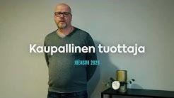 Katu Joensuu 2020 Ilkka Hoffren
