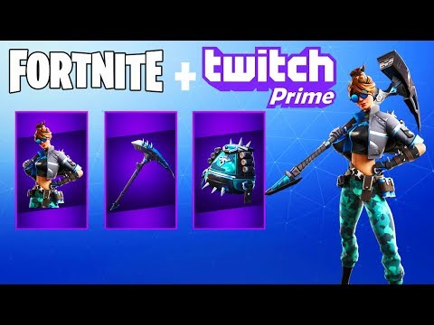 Fortnite Twitch Prime Pack 3 In Fortnite Chapter 2...