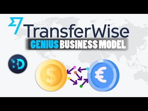 TransferWise Business Model Innovation