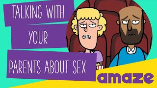 Talking to your parents about sex