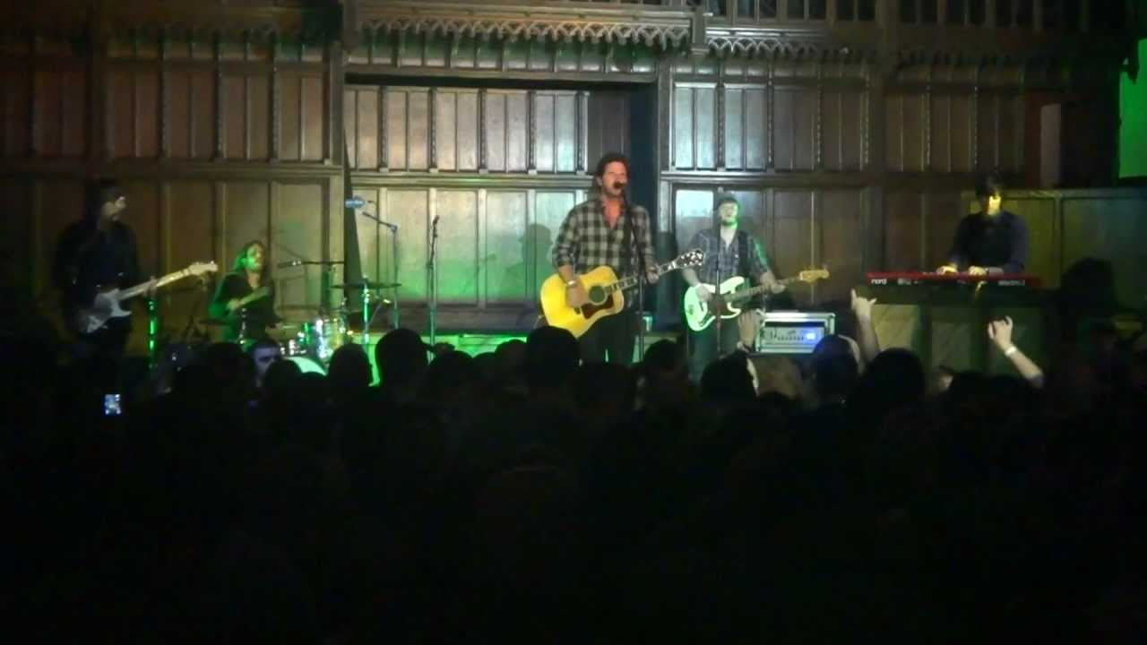 David Nail - Let it Rain, Live At The Bluestone -- 01-28-2012 - YouTube