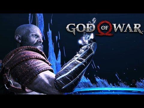 God Of War - Viajando Entre Novos Mundos (Gameplay Português PT BR PS4 PRO)