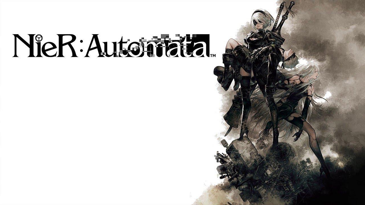 PS4 尼爾 自動人形(NieR Automata)中文支線任務攻略劇情 賢者機械 - YouTube