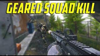 Escape From Tarkov - Geared Squad Kill