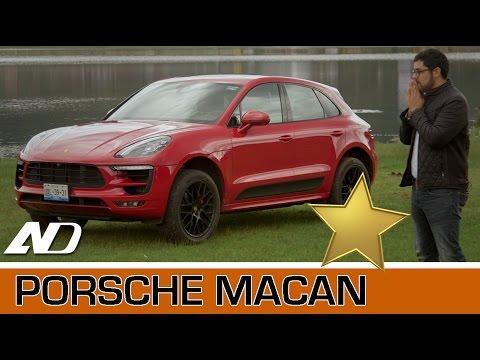 Porsche Macan ⭐️ - El único auto que necesitas