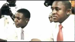 VYBZ KARTEL FT. POPCAAN, SHAWN STORM AND GAZA SLIM - EMPIRE FOREVER (OFFICIAL MUSIC VIDEO) JULY 2011