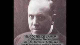 JOSEP SANTPERE I ROSA HERNÁEZ. EL CÒCTEL DE L