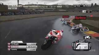 MotoGP 15 - Rain Gameplay (PC HD) [1080p]