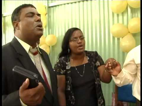 trinity church mauritius opening