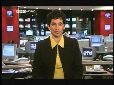 BBC World News Open - 2001