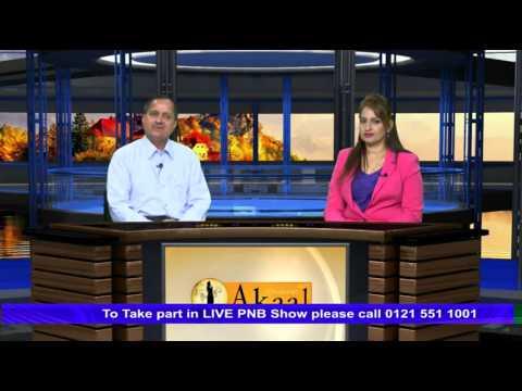 Punjab National Bank on Akaal Channel 02