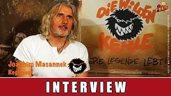 Die wilden Kerle - Die Legende lebt! - Interview | Joachim Masannek