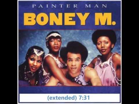 Painter Man (extended) - Boney M