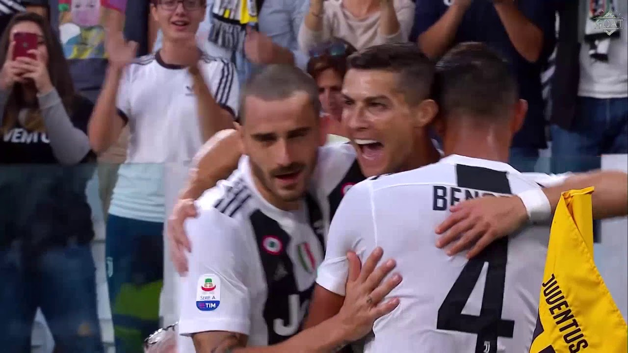 Download Cristiano Ronaldo - all 22 goals for Juventus 2018/19 after 25 games HD