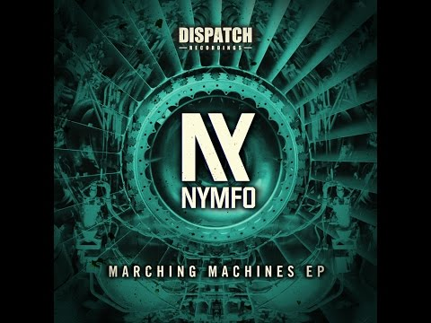 Nymfo & Total Science - Forward Motion - DIS096