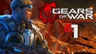 Thumbnail für das Gears of War: Judgment Let's Play