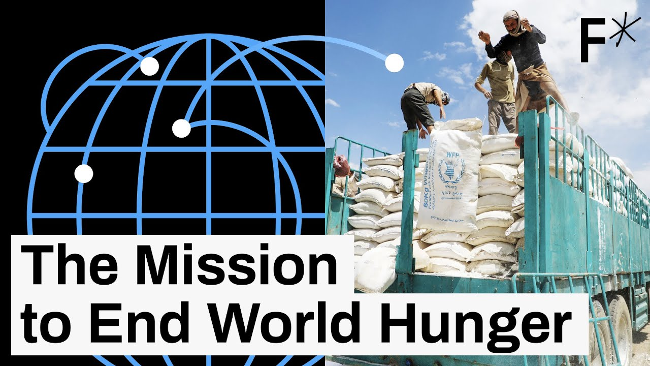 Ending world hunger: Can data pave the way?