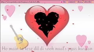 Rab Di Kasam whatsapp romantic status Wapking Smart