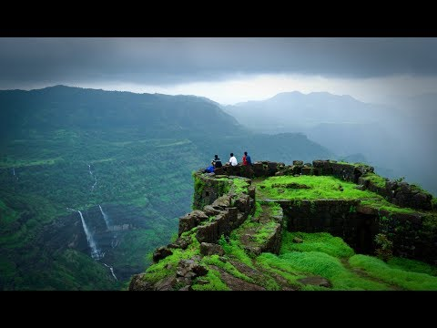21 Best Monsoon Trekking Place Around Mumbai | Pune