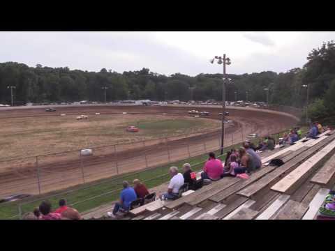 Twin Cities Raceway Park   8/5/17   Hornets   Feature