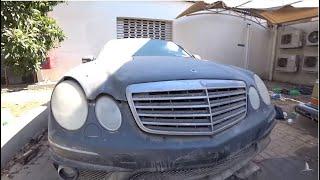 Брошенные авто Dubai 4