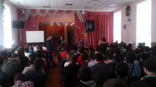 Валентина Нестюк, директор ФМГ №17.Перші новини Вінниці iLikeNews.com.(, 2014-05-01T11:41:55.000Z)
