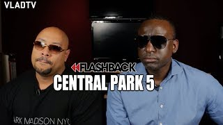 Central Park 5 on Donald Trump Paying for Ads That Called for the Death Penalty (Flashback)