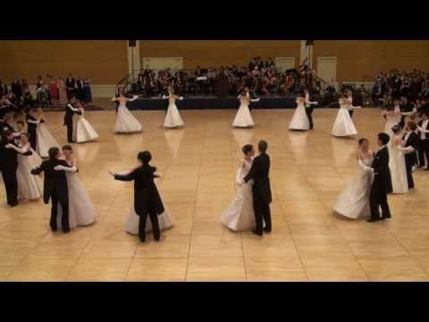 Stanford Viennese Ball 2014 - Opening Committee Waltz