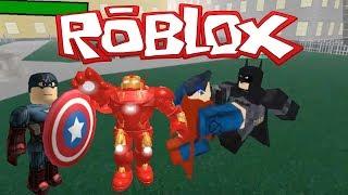 ROBLOX: Il giorno in cui sono diventato un eroe!!!!