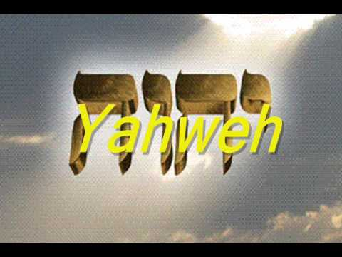 """REVEALED!  THE SECRET NAME OF GOD - Amazing Last Days Revelation (Hidden """"code"""")"""