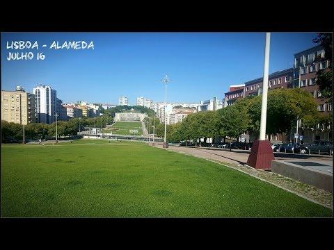 Alameda Dom Afonso Henriques - Lisboa Portugal