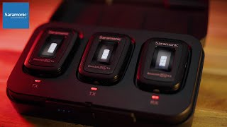 Saramonic Blink 500 PRO B2 Wireless Microphone System Review